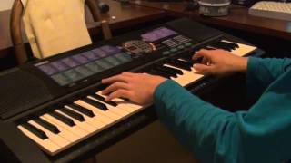 Alestorm - 1741 (The Battle of Cartagena) (Keyboard Cover)