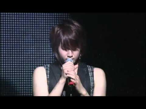 [2008 Japan Tour] SS501 - Grateful Days Thanks for...
