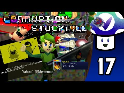 [Vinesauce] Vinny - Corruption Stockpile: Real-Time Corruptor v3.0 (part 17)