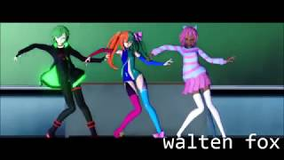 || MMD || OC || Friend || Gift for a friend || Vines Funny moments | (subscribers to my friend)