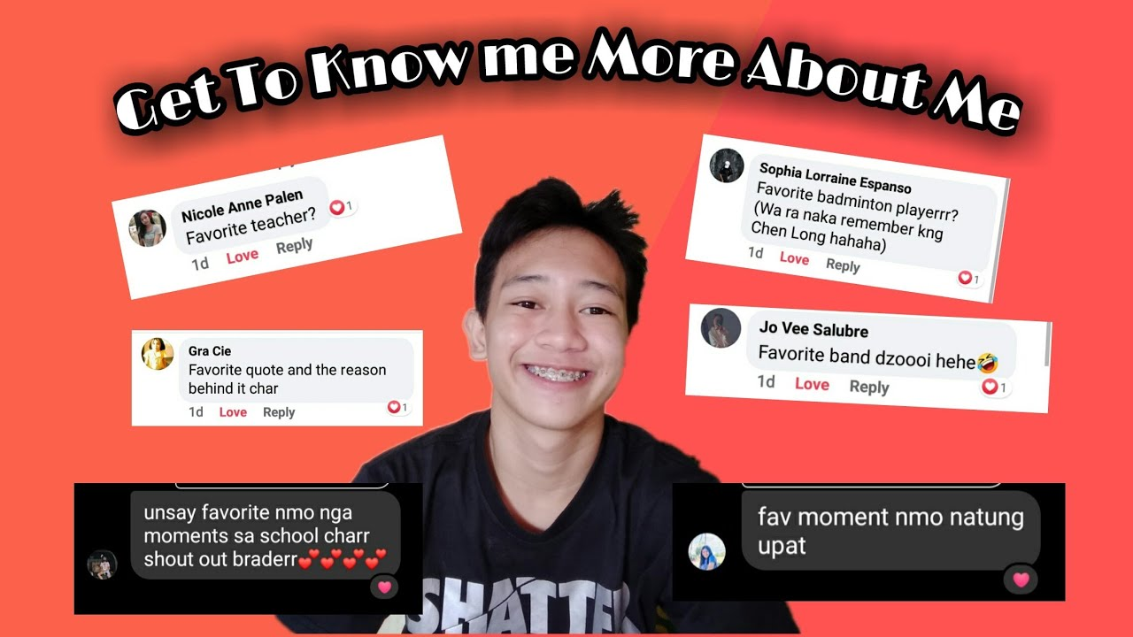 Get To Know More About Me    Prince Kenneth Lim    Vlog #5