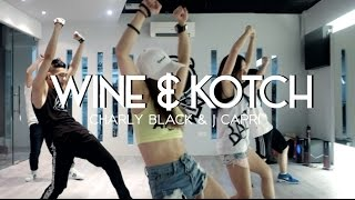 MDS | Dancehall (Charly Black & J Capri - Wine & Kotch) by Pauline