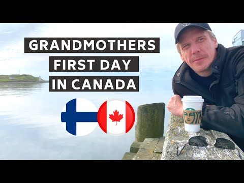 Young Finnish Immigrant Sailing To Canada (what It Must Have Been Like)