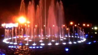 Фонтан в г.Ставрополь на день города(, 2013-09-24T17:24:50.000Z)