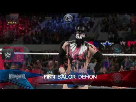 PS4 Pro Nova HACK MOD Apk For Gloud Games Play WWE 2k18 Very Smoothly Without Leg Download Fast!
