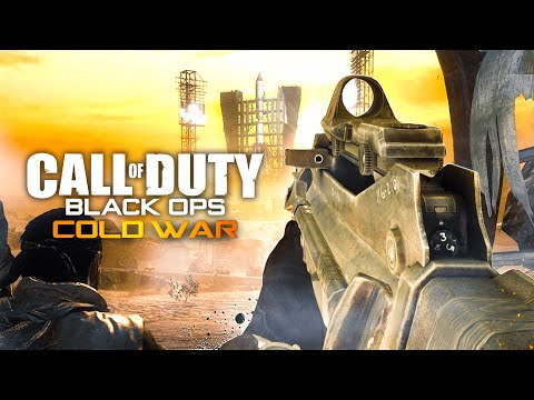 Call Of Duty Rumors Black Ops Cold War Pre Alpha Gameplay