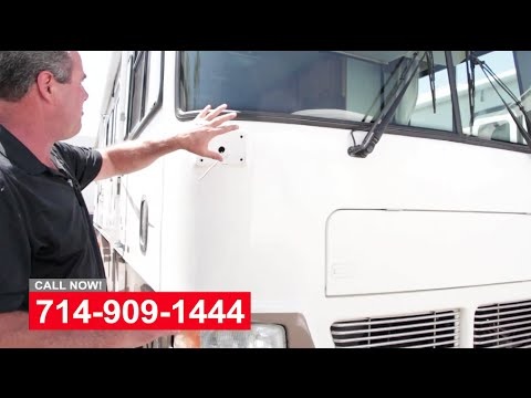 RV Repair In Orange County CA