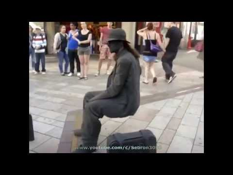 Best Living Statues Ever Compilation