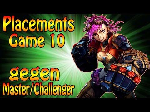 Vi jungle gegen master/challenger - letztes platzierung-spiel