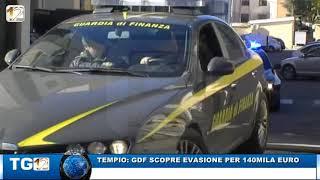 TEMPIO GDF SCOPRE EVASIONE PER 140MILA EURO