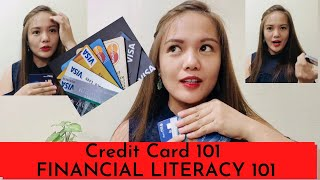 HOW TO MANAGE CRËDIT CARDS | FINANCIAL LITERACY | FINANCIAL INDEPENDENCE | CREDIT CARD 101