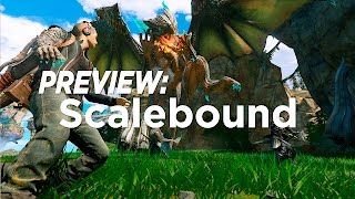 Preview: BEST UPCOMING GAMES 2017 - Ep. 1: SCALEBOUND