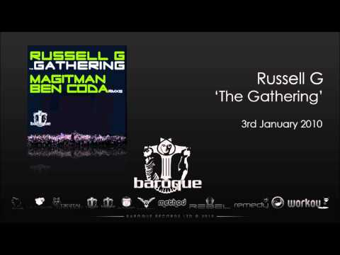 Russell G - The Gathering (Original Mix)