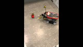 myRIO: Robot avoid obstacle with camera - Charles Darwin University