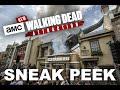 The Walking Dead Attraction Sneak Peek
