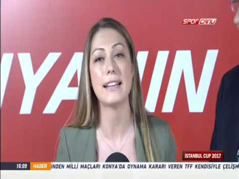 İstanbul indoor Cup Athletics 2017