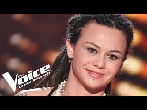 Etta James – I'd rather go blind   Mélodie   The Voice France 2020   Blind Audition