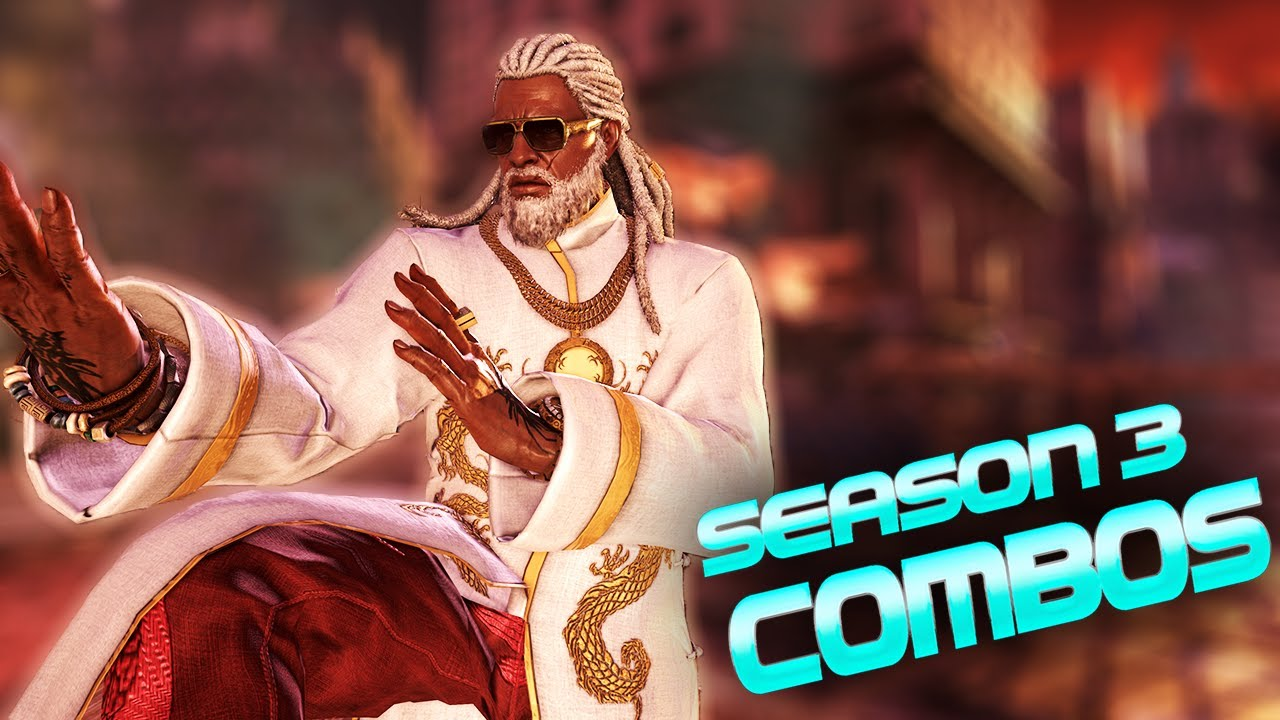 Tekken 7 Leroy Detailed Combo Suggestions