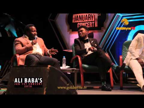 EXCLUSIVE: ALI BABA'S JANUARY 1ST CONCERT 2016