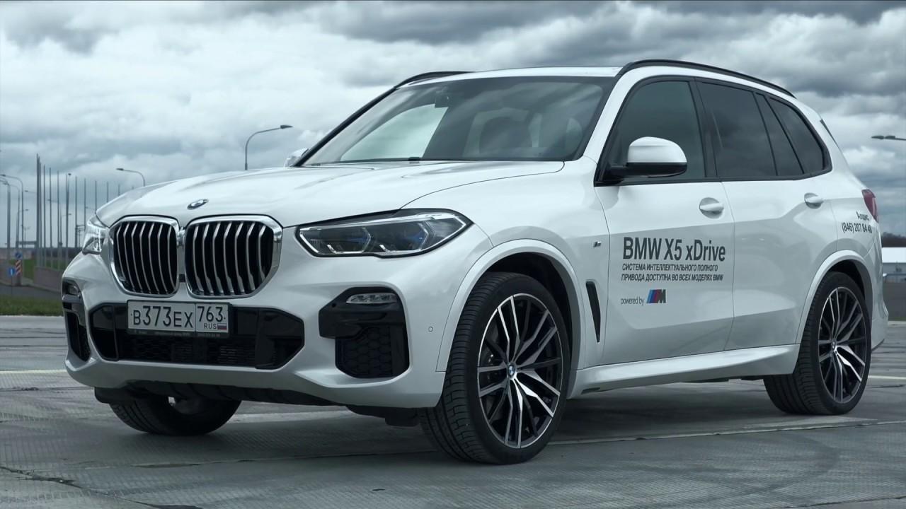 BMW X5 на ПнеВМе - Не БМВ? Тест драйв сравнение 2019 BMW X5 против Audi Q8