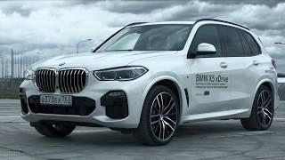 Тест драйв 2019 BMW X5 vs Audi Q8