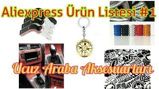 Aliexpress Ucuz Araba Aksesuarları | Aliexpress Ürün Listesi