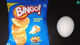 Easy &ampTasty Breakfast Recipe  2 Minutes Recipe  Simple Breakfast idea  Chips&ampEgg recipe