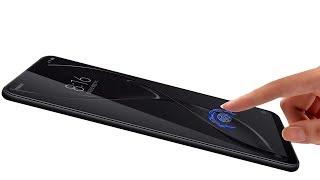 Xiaomi Mi 8 Explorer Edition тестируем разблокировку по лицу и отпечатку пальца