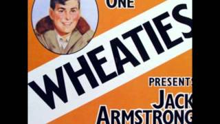 Wheaties Barbershop Jingle - Jack Armstrong