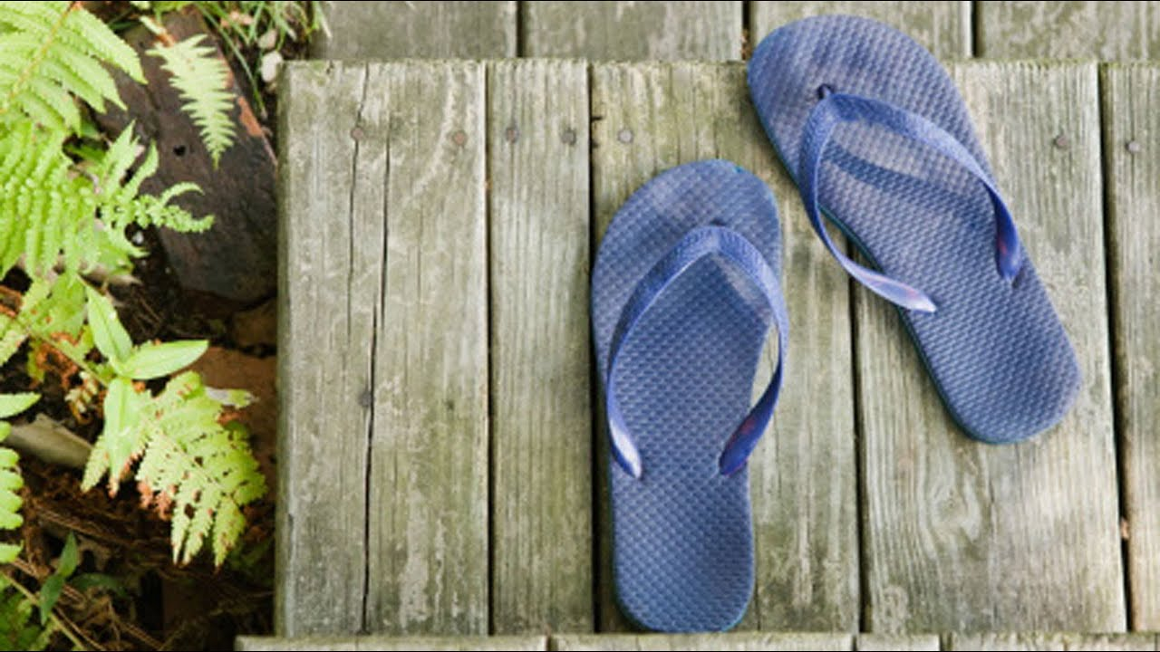 4b413bdd2 Flip-Flops  The Most Dangerous Shoes You Can Wear  - YouTube