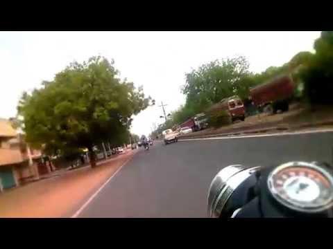 Tour de City Kotkapura, Punjab , INDIA 151204 !!!