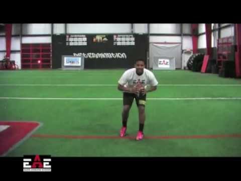 EAE Football Combine - N Harper -QB- LR 3-2-13