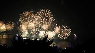 Busan Fireworks Festival 2015 (부산 불꽃축제)