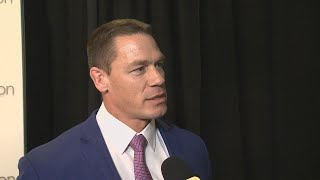 John Cena Says He and 'Bumblebee' Co-Star Hailee Steinfeld Have This in Common (Exclusive)