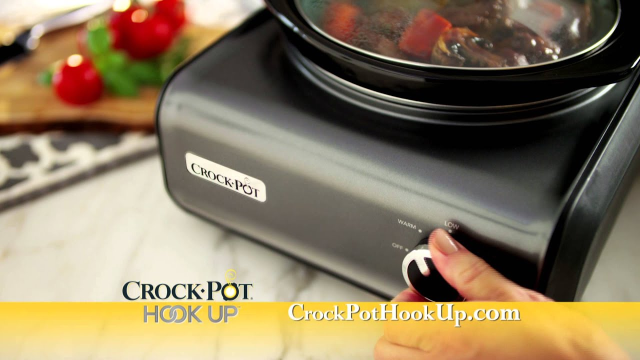 Hook Up® Connectable Entertaining System | Crock Pot®