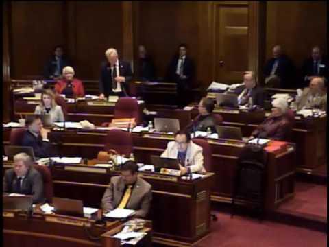 North Dakota Debate on HB 1163