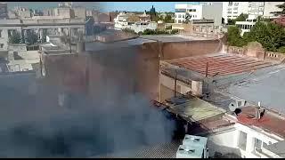 Incendio Ortelli