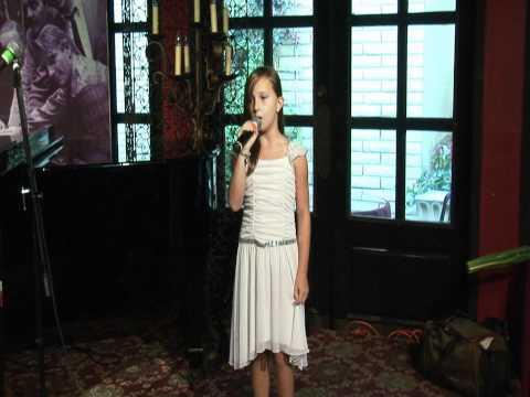 Dream Believers School Individual Performances 9-18-11 - Lauren Androwski