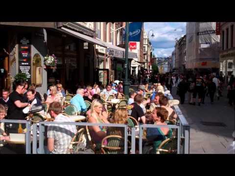 Trip to Down Town  Oslo