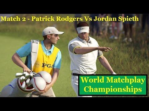 PGA Tour World Matchplay Championships East Lake GC Match 2