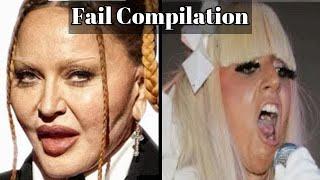 Download Video Madonna vs. Lady Gaga - Fail Compilation MP3 3GP MP4