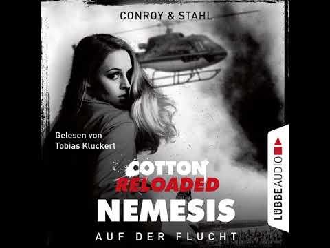 Auf der Flucht (Cotton Reloaded: Nemesis 2) YouTube Hörbuch Trailer auf Deutsch