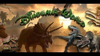 Dinosaur World Jigsaw Puzzle Games For Kids - Dinosaurs For Kids Videos - Kids Learn With Fun