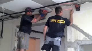 видео Монтаж арки из гипсокартона: инструменты и материалы
