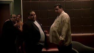 The Sopranos - Fat jokes/insults