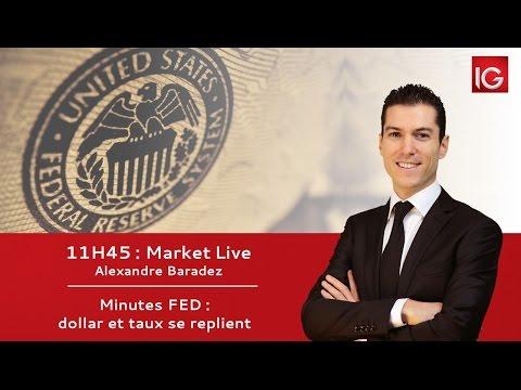 #MarketLive 11h45 - Jeudi 5 janvier 2017