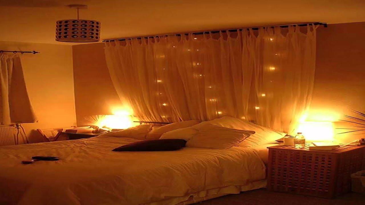 افكار لتزيين غرف النوم في ذكرى الزواج       YouTube