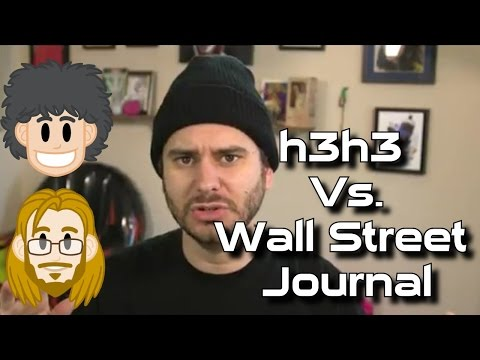 h3h3 Vs. The Wall Street Journal - #CUPodcast
