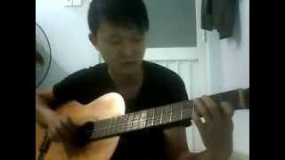 Hãy Nói Với Em - Hồ Ngọc Hà (guitar solo) - Mitxi Tòng