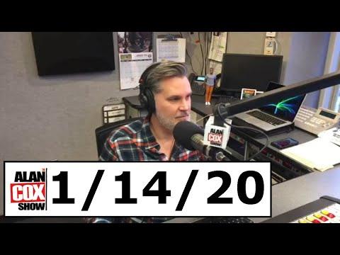 The Alan Cox Show - The Alan Cox Show (1/14/20)